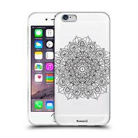 Custodia Cover Design Mandala 2 Per Apple iPhone 4 4s 5 5s 5c 6 6s 7 Plus SE