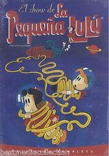 4 DISC SET  El Show De La Pequena Lulu DVD 4 Discs LA SERIE Completa BRAND NEW