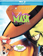 The Mask [Blu-ray], New DVDs