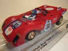 SRC Ferrari 312 PB 1000km Beunos Aires 1972  SRC03101 1:32 Slotcar