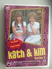 Kath & Kim : Series 2 - ABC label 2DVD Set in Excellent Ccondition