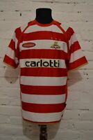 DONCASTER ROVERS HOME FOOTBALL SHIRT 2006/2007 SOCCER JERSEY TRIKOT MENS M