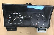 VW GOLF JETTA MK2 NO RPM INSTRUMENT CLUSTER SPEEDO SPEEDOMETER CLOCKS TACHO 99