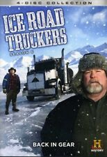 Ice Road Truckers: Season 6 [New DVD] Boxed Set, Dolby, Subtitled, Widescreen