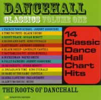 V/A Reggae - Dancehall Classics Vol. 1: The Roots of Dancehall [CD]