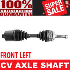 FRONT LEFT CV Axle For CHEVROLET CAVALIER 95-05 Automatic Transmission 4 Speed