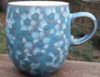 DENBY  AZURE  SHELL   MUG     4  inches  high  about 12 ounces