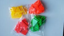 Candle wax dye 4 x 20 gram packs of fluorescent wax dye for soy / paraffin wax.