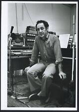 Steve REICH (Composer): Original 1978 Photograph