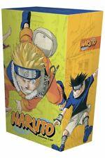 NARUTO English Manga Graphic Books Complete 1-27 - Box Set - BRAND NEW