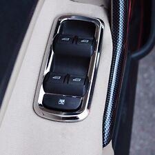 Ford fiesta 3 EcoSport mk7 acero inoxidable elevalunas marco diafragma cubierta Cover