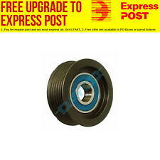 Idler Pulley Grooved (Steel) For Jeep Grand Cherokee Mar 2003 - May 2005, 2.7L,
