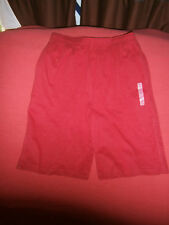L@@K  NWT D.A.C. Sz 20? Going w/ 14 Red Shorts 2 Front Pockets Well Made Nice
