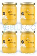 Fushi herbe Fed Organic Ghee - 420 g (Pack de 4)