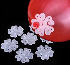 Wedding Clip 10pcs  Birthday Plum flower Balloon Xmas 2016 Tie Party Decoration
