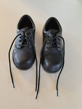 Buster Brown Toddler Boys Oxford Shoes 9 Black kids dress shoes nice worn once