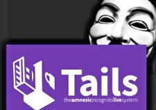TAILS Secure OS Install DVD Linux With Tor Anonymous PGP Deep Web Anti Forensic