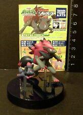 RARE Go Takara Tomy Pokemon Zukan 1/40 DP 15 Zorua & Zoroark A Standing Figure