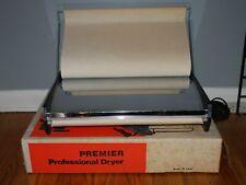 Premier Print Dryer Model T2-C, Works Great, Boxed