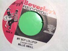 "Millie-Mi Niño Lollipop/Sweet William 7"""