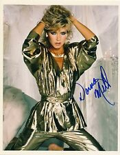 Donna Mills signed 8x10 color photo