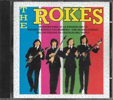 """THE ROKES  - RARO CD FUORI CATALOGO """" THE ROKES IN CONCERTO """""""