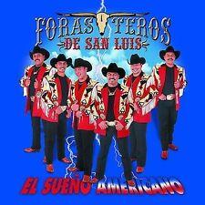 FORASTEROS DE SAN LUIS - EL SUENO AMERICANO - 12 TRACK MUSIC CD - NEW - G081