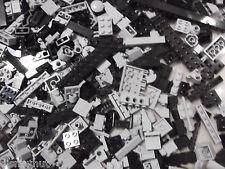 ☀NEW 500+ STARWARS BLACK GREY LEGOS LEGO PIECE HUGE BULK LOT BRICK Gray @RANDOM