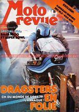 MOTO REVUE 2389 KAWASAKI KLX 250 KDX 400 BENELLI SEI Baja 1000 Championnat Monde