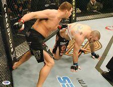 Matt Mitrione Signed UFC 11x14 Photo PSA/DNA COA Picture Poster Autograph 113