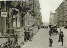 New 1931 Yorkville E. 91 to 2nd Av New York City Germans Manhattan NYC Post Card