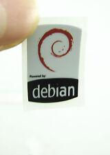 New Linux Debian Case Badge Sticker 17mmx26mm for PC Case Sticker04