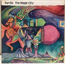 """still sealed! Sun Ra """"The Magic City"""" LP ABC Impulse AS-9243 Gatefold 1973"""