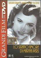 LO STRANO AMORE DI MARTHA IVERS Grandi Film DVD Abbinamento Editoriale