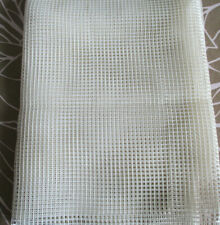 Vintage Lace Net Darning Netting One Yard 6 Mesh/Inch 60 Inches Wide, 1970's