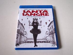 Santa Sangre Blu-ray   Alejandro Jodorowsky Severin Films   LIKE NEW