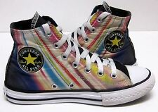 CONVERSE CHUCK TAYLOR ALL STAR HIGH-TOP CANVAS SNEAKERS UNISEX JUNIOR SIZE 2