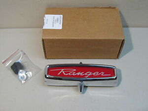 NEW 1968-1969 FORD F100, F250, F350 RANGER TRUCK GRILLE ORNAMENT