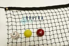Cricket Practice Net / Sports Barrier Netting with Tie Rope & Edging