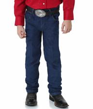 Wrangler Boy's Pre-Washed Cowboy Cut Original Fit Jean, 11 REG