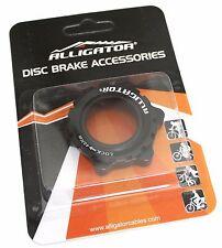 Alligator DISC Brake Rotor Center-Lock Adapter for 15 / 20 mm thru-axle hub, BLK