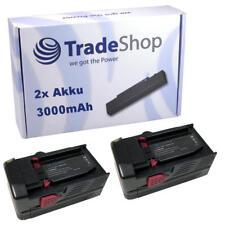 2x Batterie 36v 3000mah pour Hilti te6a te7a te-6a te-7a te-6-a te-7-a Battery