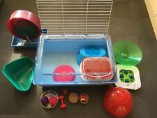 Hamster/Guinea Pig/Gerbil/Pygmy Hedgehog Indoor Cage/Tank