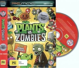 Plants vs Zombies Game of the Year Edition PC Mac Game