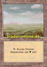 Ebene 3/3 (Plains) Magic limited black bordered german beta fbb foreign deutsch
