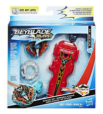 REAL Beyblade Burst SwitchStrike Xcalius X3 Attack Set with Sword Launcher
