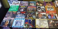 "20X SINGLES 7"" **COLLECTION 45 VINYL PACKAGE #27 [70S 80S POP ROCK DISCO DANCE.."