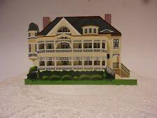 "1996 Shelia's Collectibles ""Sottile House,"" Charleston Sc, 3D shelf sitter"