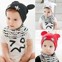 Toddler Kids Girl&Boy Baby Infant Winter Warm Crochet Knit Hat Beanie Cap Fosale