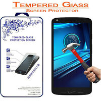 For Motorola Droid Turbo 2 Premium Tempered Glass Screen Protector